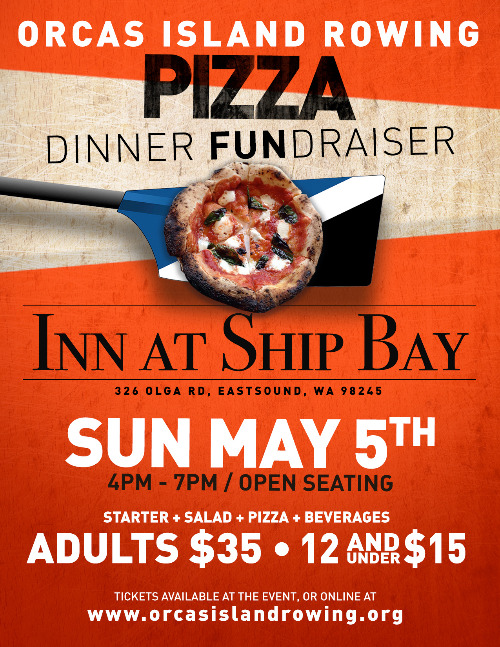Pizza Fundraiser Tickets